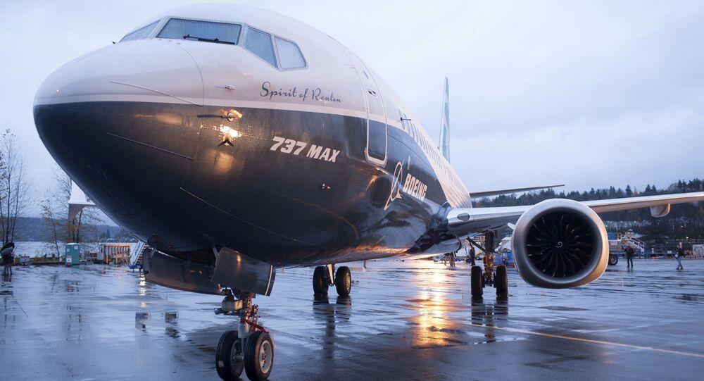 Letadlo Boeing 737 MAX 8