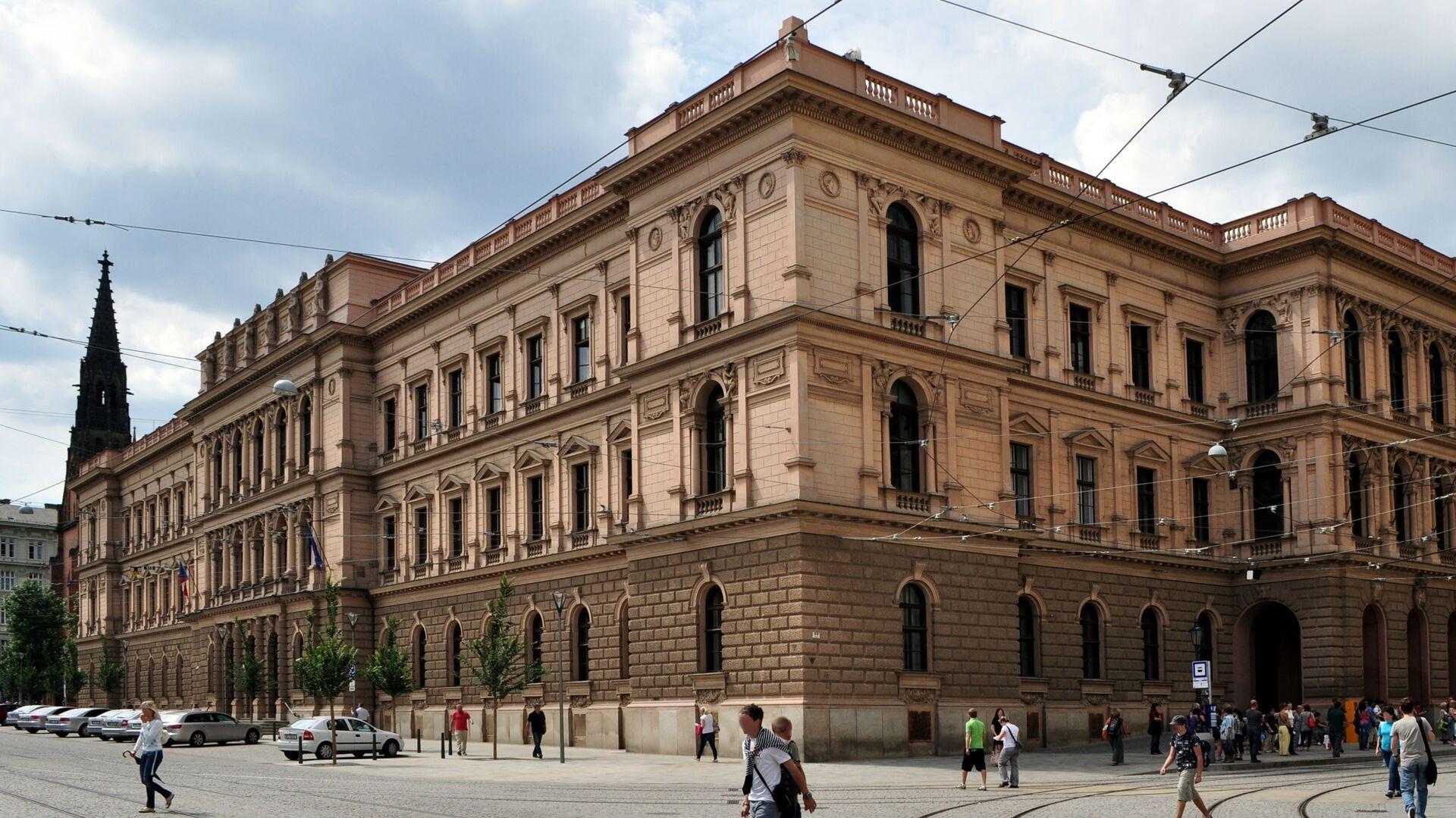 Budova Ústavního soudu ČR - Sputnik Česká republika, 1920, 29.06.2021