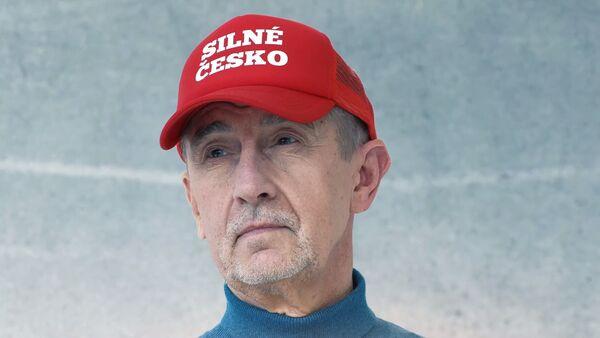 Silné Česko. Andrej Babiš pro ANO - Sputnik Česká republika
