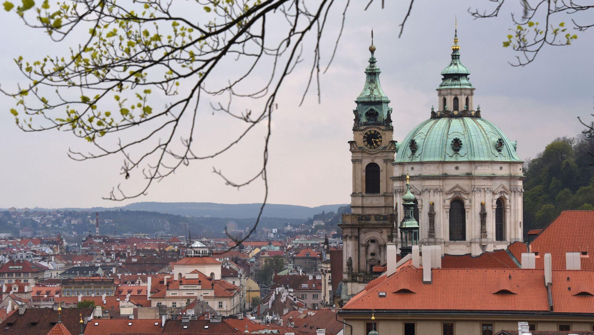Kostel svatého Mikuláše v Praze - Sputnik Česká republika, 1920, 18.03.2021