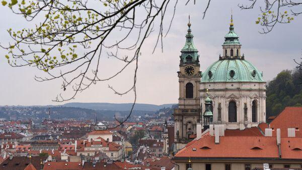 Kostel svatého Mikuláše v Praze - Sputnik Česká republika