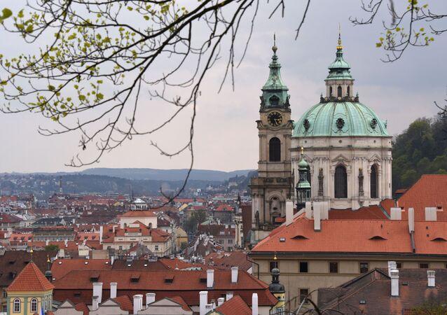 Kostel svatého Mikuláše v Praze