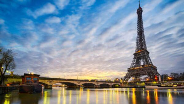 Eiffelova věž - Sputnik Česká republika