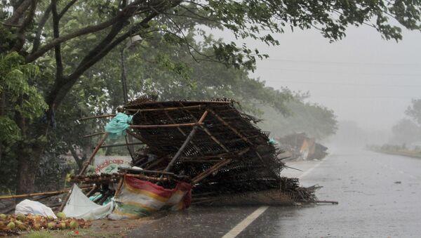 V Indii řádí cyklon Fani - Sputnik Česká republika
