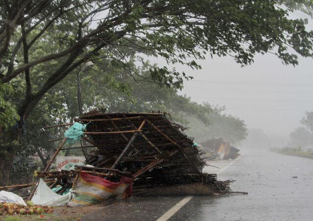 V Indii řádí cyklon Fani