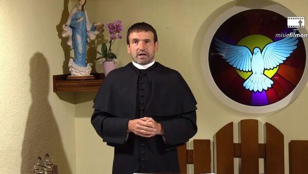 Slovenský římskokatolický kněz Marián Kuffa  - Sputnik Česká republika