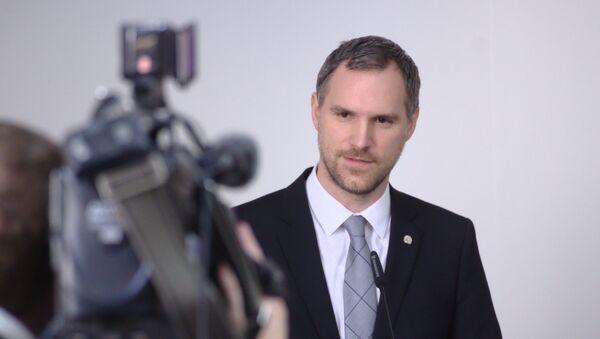 Primátor Prahy Zdeněk Hřib - Sputnik Česká republika