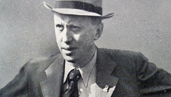 Český spisovatel Karel Čapek - Sputnik Česká republika