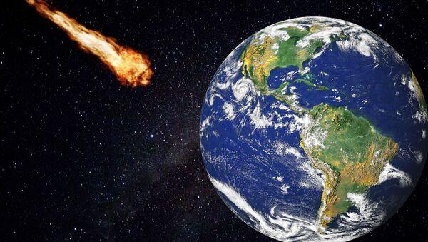 K Zemi se má do roku 2029 přiblížit šest asteroidů. Možnost kolize není zcela vyloučena - Sputnik Česká republika