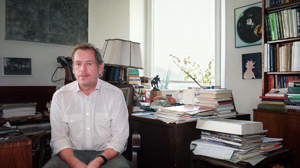 Bývalý prezident Československa Václav Havel - Sputnik Česká republika