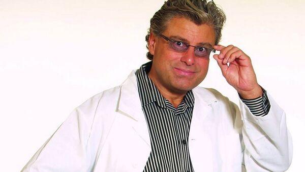 Český fytoterapeut MUDr. Jiří Landa - Sputnik Česká republika