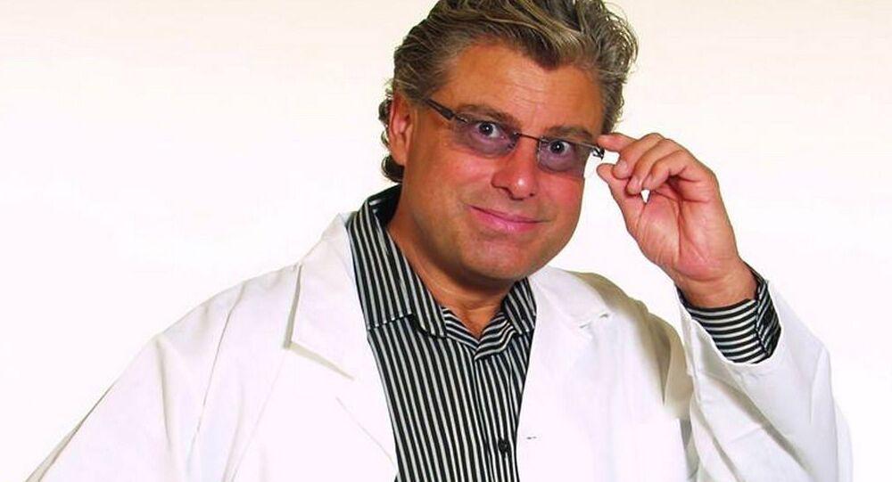 Český fytoterapeut MUDr. Jiří Landa