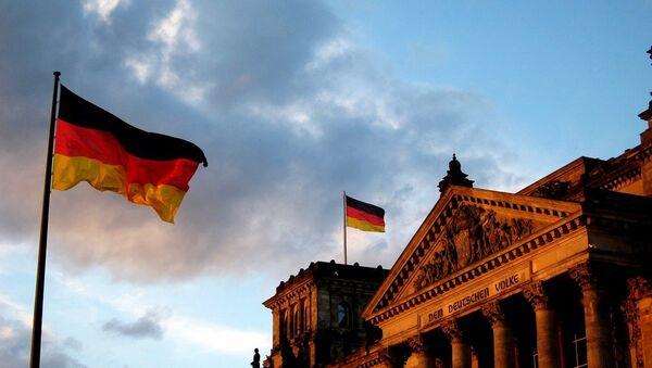 Budova Německého spolkového sněmu v Berlíně - Sputnik Česká republika