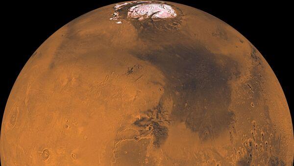 Planeta Mars - Sputnik Česká republika