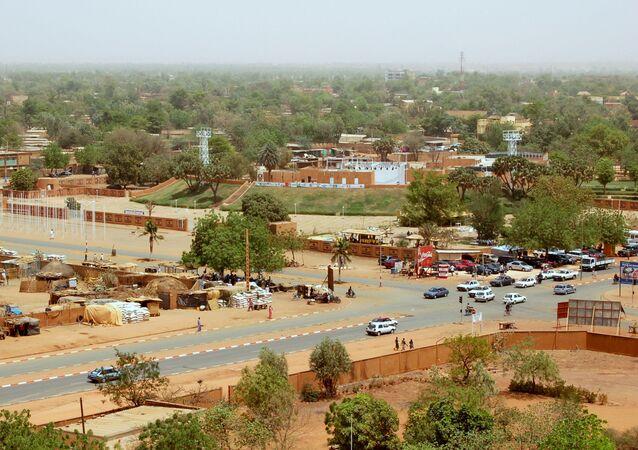 Město Niamey, Niger