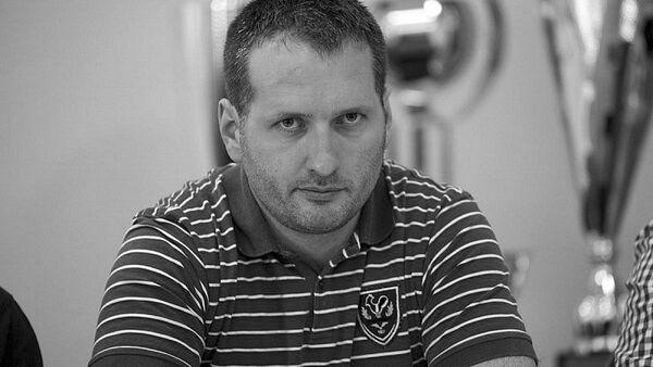 Slovenský hokejbalový trenér Dušan Danko - Sputnik Česká republika