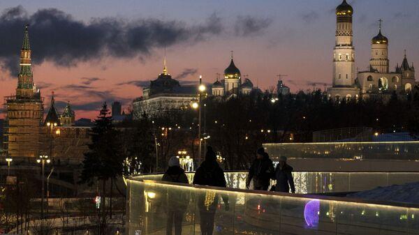 Výhled na Kreml - Sputnik Česká republika
