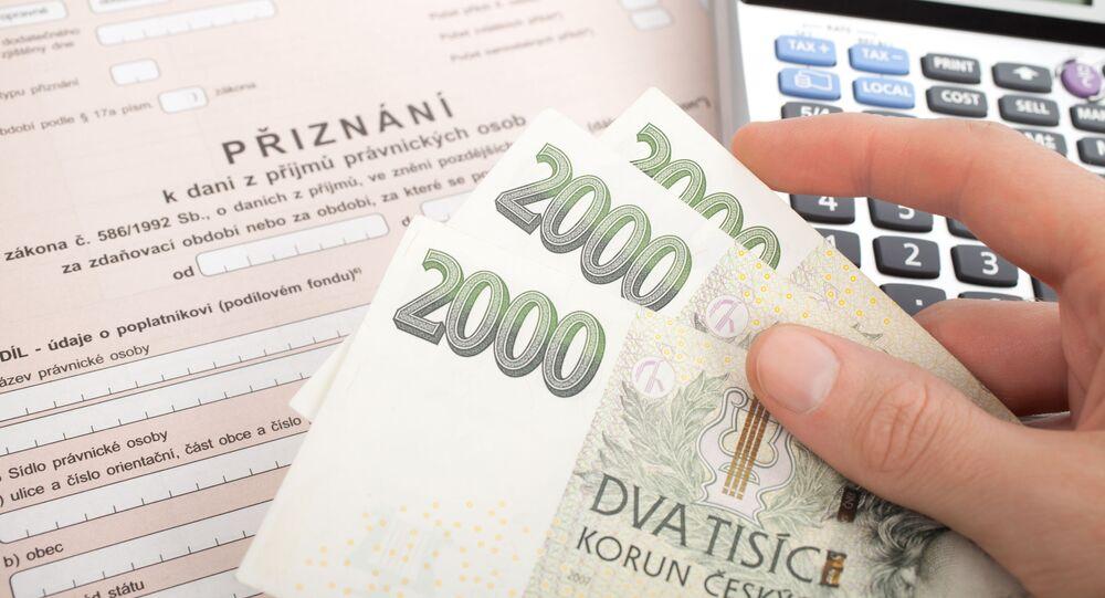 Přiznání k dani z příjmu právnických osob