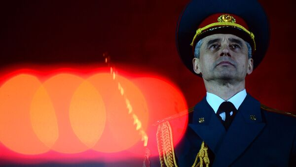 Plukovník Gennadij Sačeňjuk - Sputnik Česká republika