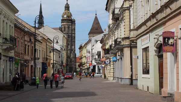 Košice - Sputnik Česká republika