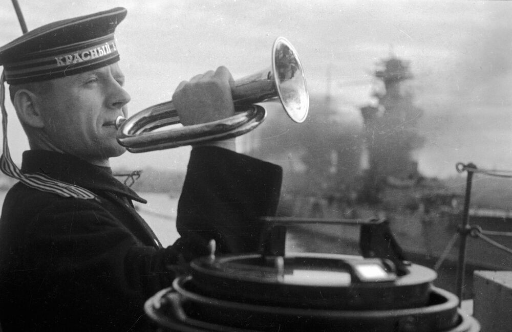 Hornista Černomořského loďstva