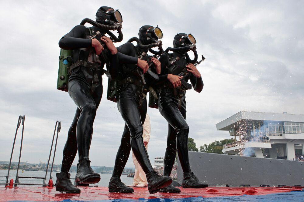 Námořní pěchota Černomořského loďstva Ruska