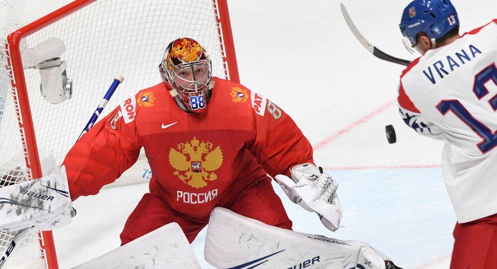 Zápas Rusko-Česko