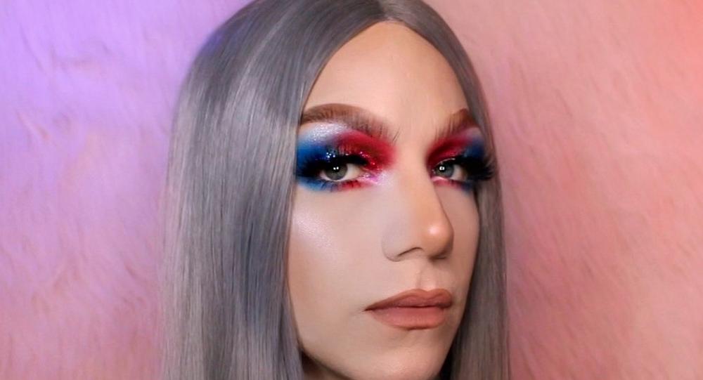 Transvestita komentuje výkon české kapely v Eurovizi. No to jsou emoce!