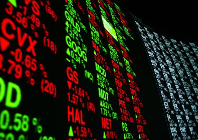 Akciové indexy. Ilustrační foto