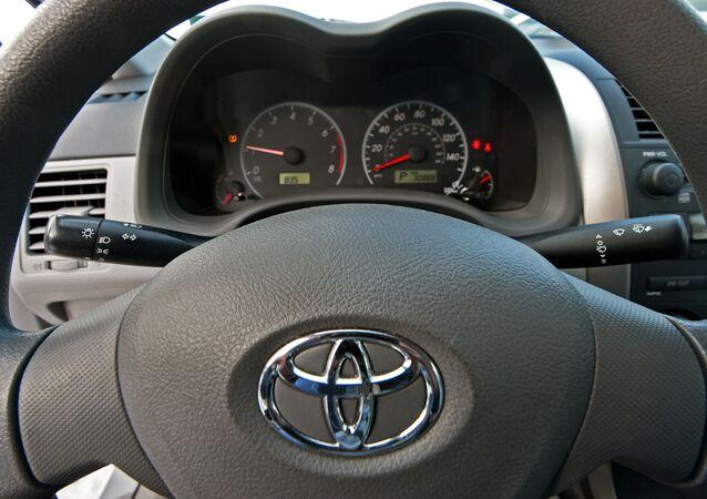 Automobil Toyota Corolla. Ilustrační foto