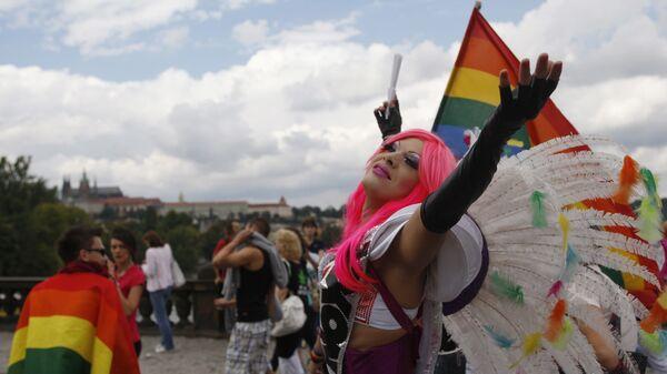 Festival Prague Pride v Praze - Sputnik Česká republika