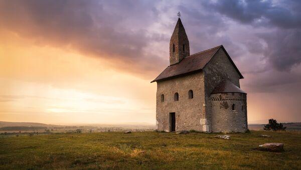 Kostel svatého Michala Archanděla (Dražovce) - Sputnik Česká republika