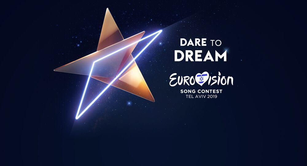 Logo soutěže Eurovision Song Contest 2019 v Tel Avivu