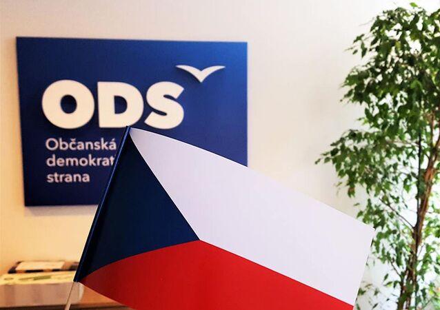 Občanská demokratická strana ODS