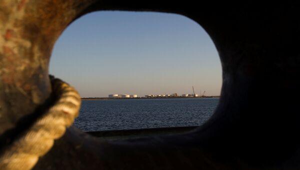 Ropný přístav Čáhbahár - Sputnik Česká republika