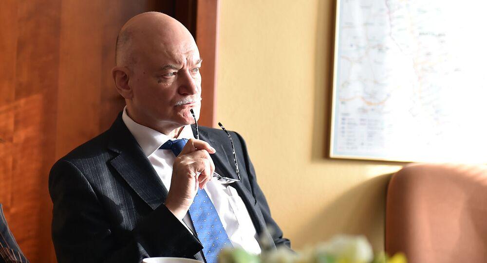 Mimořádný a zplnomocněný velvyslanec Ruské federace na Slovensku Alexej Fedotov