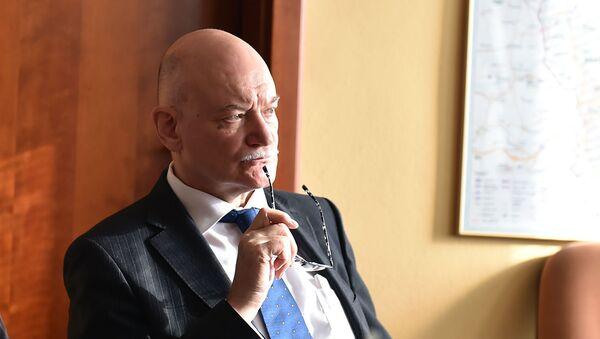 Mimořádný a zplnomocněný velvyslanec Ruské federace na Slovensku Alexej Fedotov - Sputnik Česká republika
