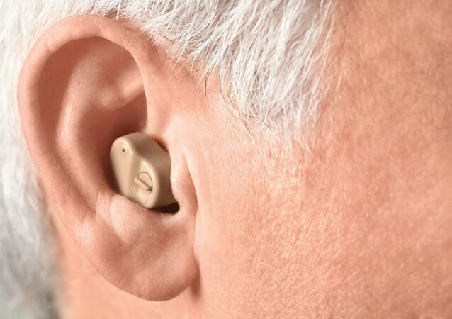 Sluchový aparát