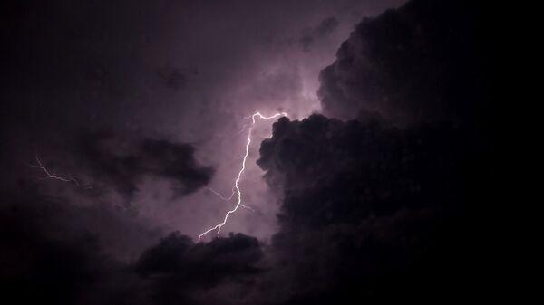 Blesk na obloze - Sputnik Česká republika