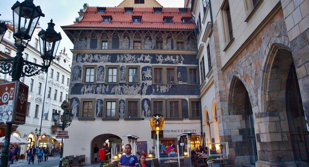 Dům U Minuty v Praze