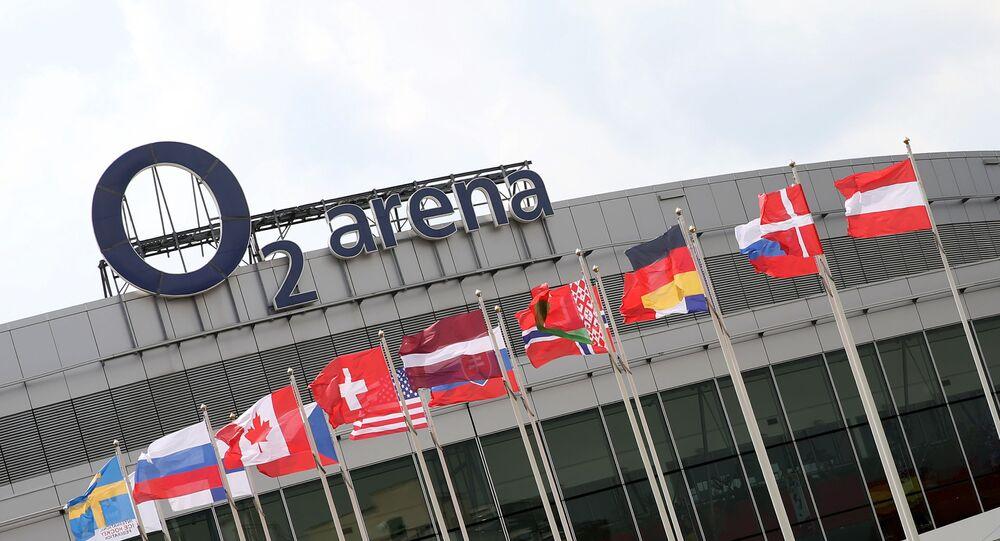 O2 arena v Praze