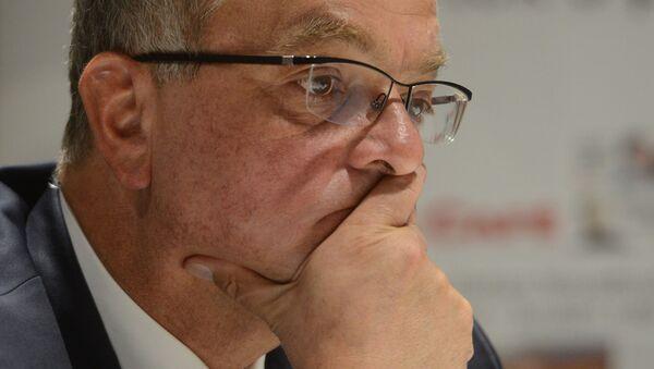 Předseda poslanců TOP 09 Miroslav Kalousek  - Sputnik Česká republika